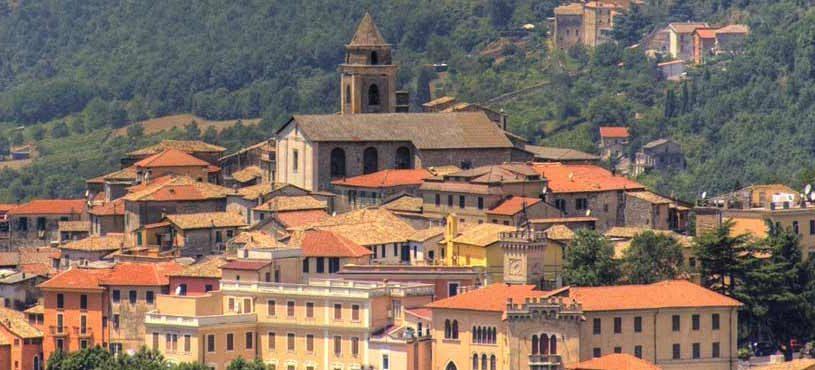 Fiuggi Città - Frosinone