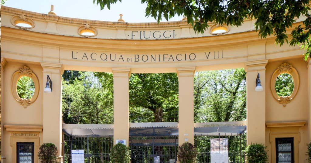 Fonte Bonifacio VIII