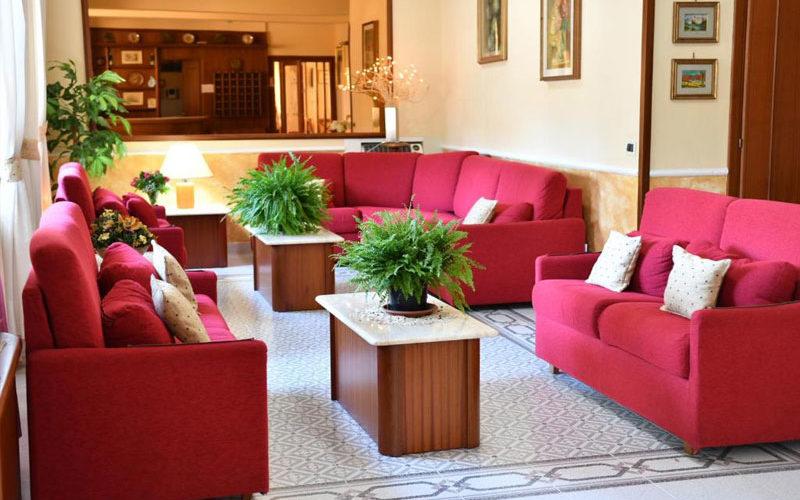 Hotel 3 stelle fiuggi