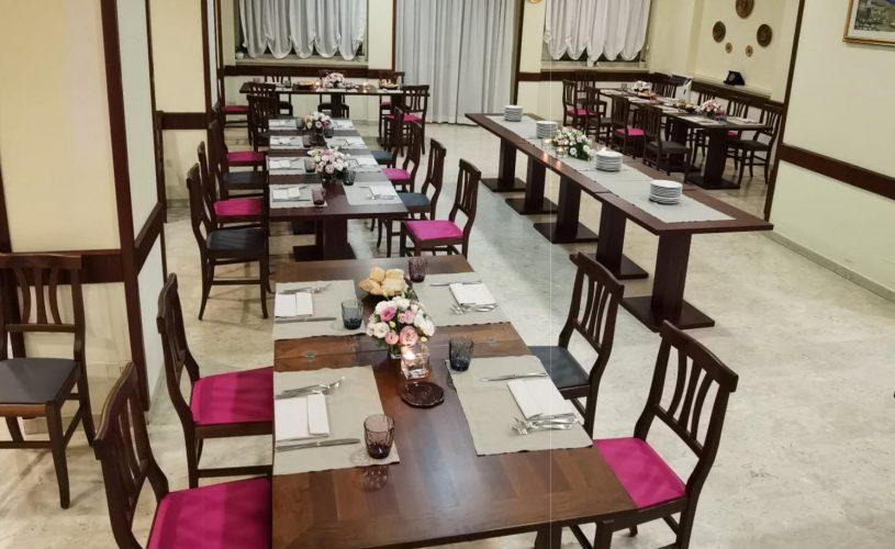 hotel marconi fiuggi ristorante