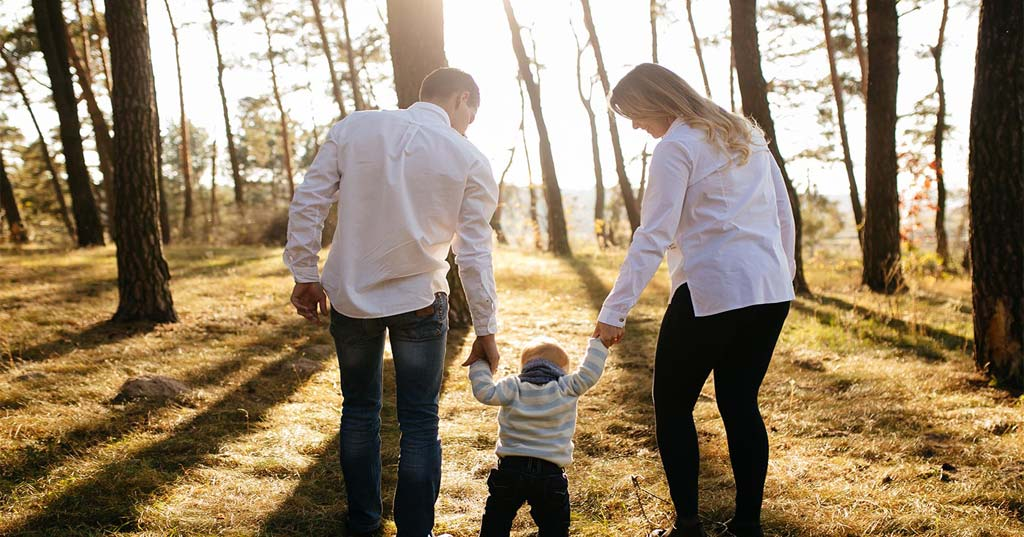 Vacanze per famiglie - Passeggiate in mezzo alla natura
