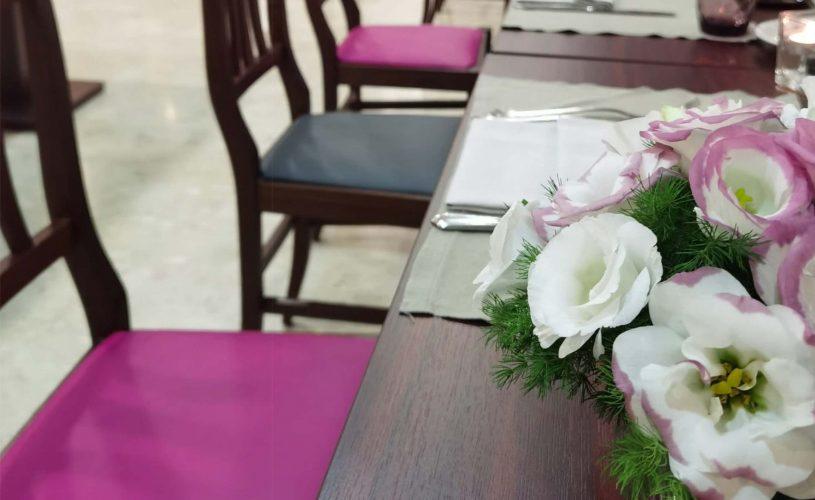 ristorante fiuggi hotel