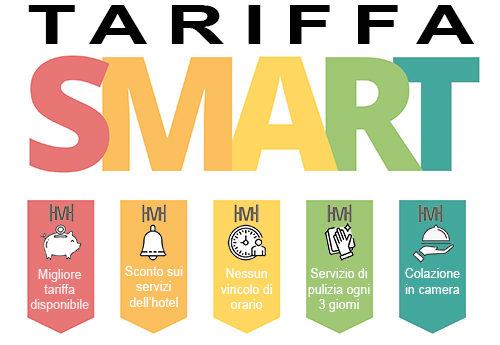 Tariffa Smart Hotel, tariffa economica scegli tu i servizi